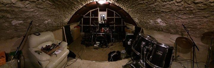 Öswedeme drums recording