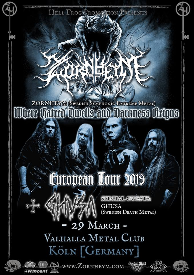 29/03/19 Valhalla Metal Club